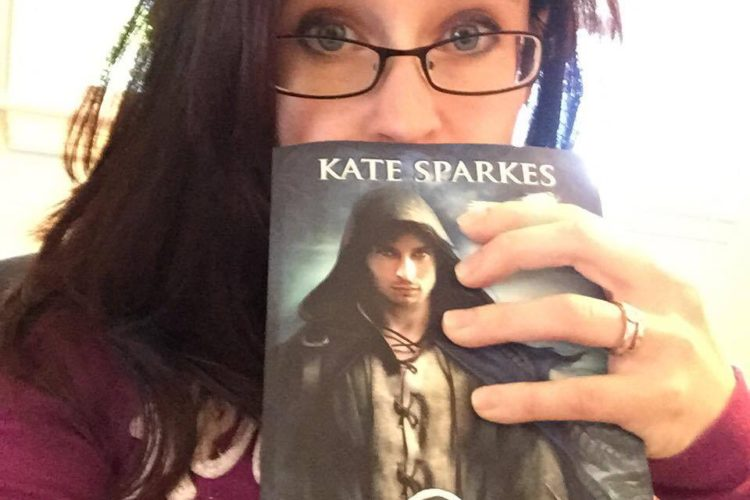 Author Kate Sparkes on Showing Up For Your Art – Part 5: Marketing and Promotion