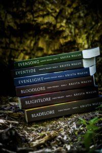 krista books