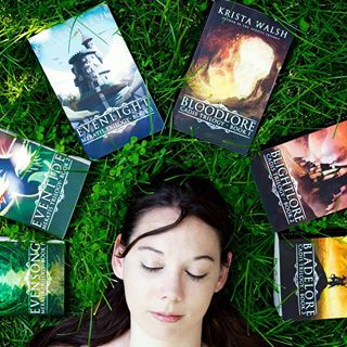 Interview with Author Krista Walsh on: Finding Readers, Getting Reviews (pt 4)